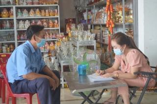 Hòa Thành: Nâng cao ý thức phòng, chống cháy nổ tại các chợ dịp Tết Nguyên đán 2021
