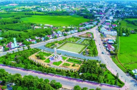 Tây Ninh tăng tốc phát triển đô thị