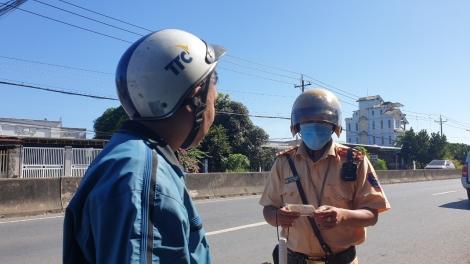 3 ngày đầu nghỉ Tết, trật tự an toàn giao thông được duy trì ổn định