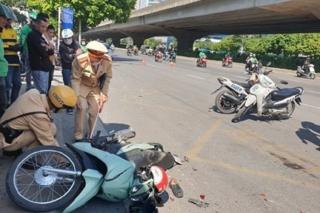 5 ngày nghỉ Tết, 75 người chết vì tai nạn giao thông