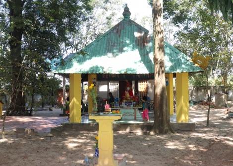 Về Long Châu thăm Chùa Mục Đồng