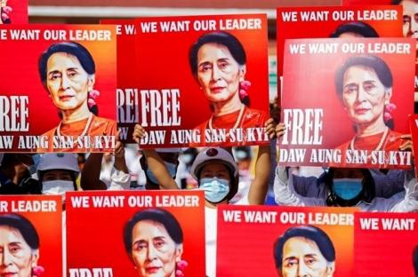 Quân đội Myanmar phủ nhận đảo chính, cam kết tổ chức bầu cử