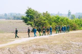 Tân Châu tình hình an ninh trật tự ổn định trong 7 ngày nghỉ Tết Nguyên đán