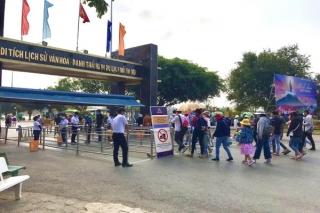 Chủ động phòng, chống dịch tại Khu du lịch quốc gia núi Bà Ðen