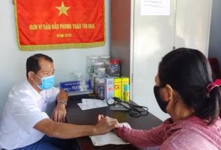 Hội Đông y huyện Gò Dầu: Đơn vị dẫn đầu khối thi đua Hội Đông y các huyện, thị xã, thành phố