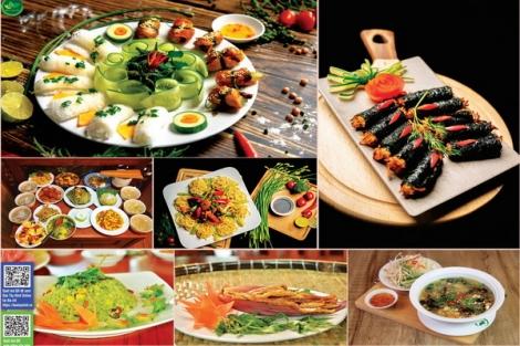 Nghệ thuật ẩm thực chay-nét văn hoá đặc sắc của Tây Ninh