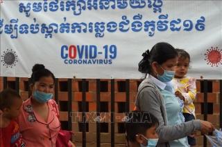 'Sự cố cộng đồng ngày 20/2' tại Campuchia tiếp tục lây lan