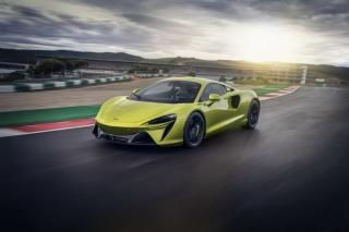 McLaren ra mắt siêu xe hybrid Artura