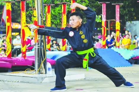 Võ phái Đoàn Lâm Vũ - Tây Ninh: 90 năm giữ gìn và phát huy bản sắc