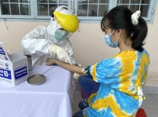 Triển khai lấy mẫu xét nghiệm SARS-CoV-2 diện rộng