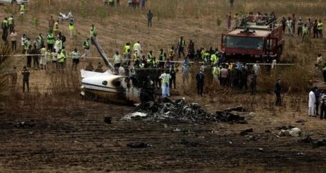 Vụ rơi máy bay quân sự tại Nigeria: 7 quân nhân thiệt mạng