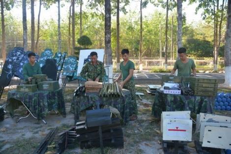 Trung đoàn 174: Sẵn sàng cho nhiệm vụ tiếp nhận, huấn luyện chiến sĩ mới