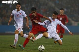 Đội tuyển Việt Nam chốt lịch tập trung