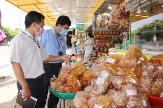 Kiểm tra an toàn thực phẩm tại Khu du lịch quốc gia núi Bà Đen