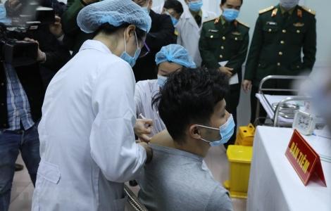 11 nhóm đối tượng ưu tiên tiêm vắcxin phòng COVID-19 tại Việt Nam