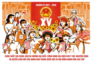 Hỏi đáp về bầu cử đại biểu Quốc hội khoá XV và đại biểu Hội đồng nhân dân các cấp nhiệm kỳ 2021-2026 (Tiếp theo)