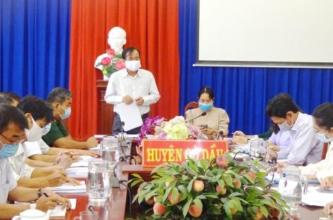 Tháng 2: Huyện Gò Dầu thu ngân sách đạt 15,5 tỷ đồng