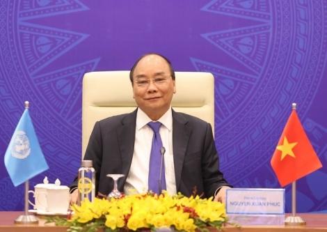 Thủ tướng Nguyễn Xuân Phúc lần đầu phát biểu tại khuôn khổ Hội đồng Bảo an LHQ