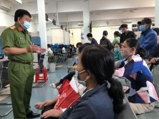 Từ ngày 27.2, Công an tỉnh tổ chức cấp CCCD cả ngày thứ 7 và chủ nhật