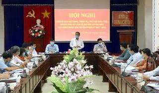 Huyện Dương Minh Châu: Hướng dẫn giới thiệu người ứng cử Đại biểu HĐND huyện nhiệm kỳ 2021-2026