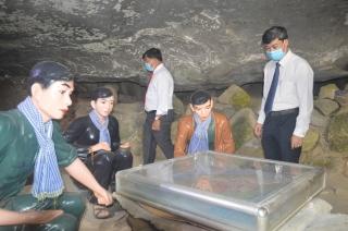 Viếng Khu căn cứ kháng chiến Kim Quang