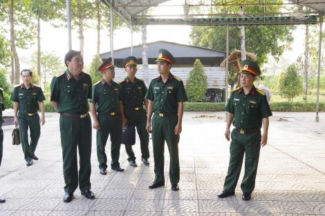 Sư đoàn 5: Làm tốt công tác phòng dịch, sẵn sàng đón nhận chiến sĩ mới