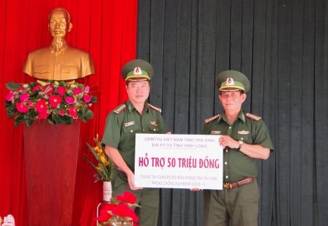 Bộ Tư lệnh BĐBP: Kiểm tra công tác phòng, chống dịch Covid- 19 tại Biên phòng tỉnh Tây Ninh