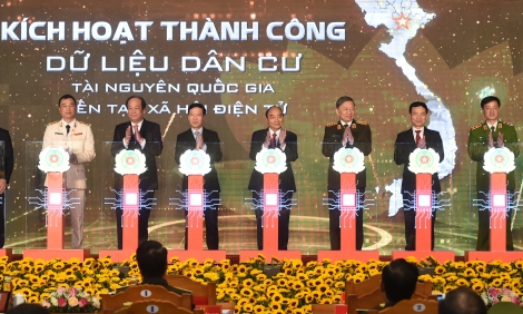 Thủ tướng dự khai trương 2 hệ thống CSDL phục vụ lợi ích cho mọi người dân