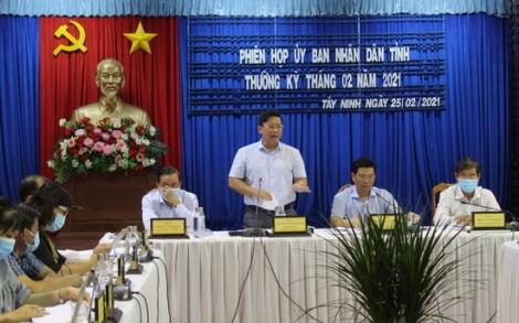 Thống nhất dự thảo Đề án nâng loại Thành phố Tây Ninh lên đô thị loại II