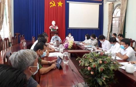 Huyện Gò Dầu có 11 đơn vị bầu cử