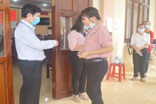 Hòa Thành: Khai mạc kỳ thi tuyển công chức cấp xã năm 2021