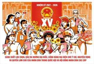 .Hỏi đáp về bầu cử đại biểu Quốc hội khoá XV và đại biểu Hội đồng nhân dân các cấp nhiệm kỳ 2021-2026 (tiếp theo)