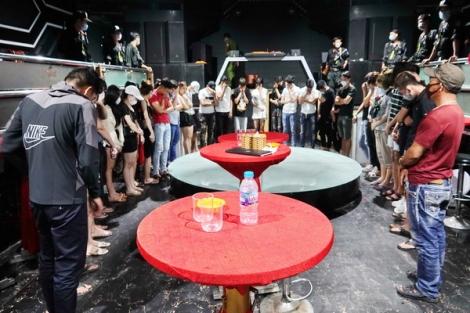 Công an Tây Ninh: Phát hiện 33 khách trong Club dương tính với ma tuý