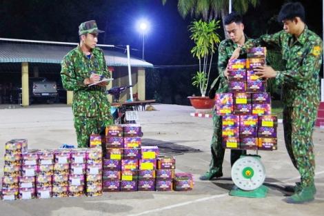 BĐBP Tây Ninh: Tổng kết đợt cao điểm phòng, chống tội phạm trên biên giới