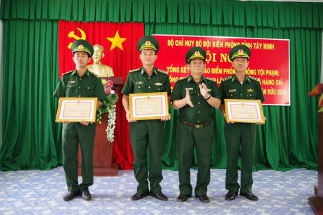 Tổng kết đợt cao điểm phòng, chống các loại tội phạm trên biên giới trong dịp Tết