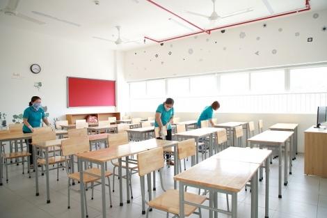 Tây Ninh sẵn sàng đón học sinh trở lại