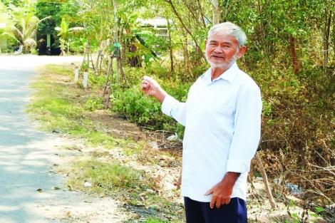 Trả lời đơn của ông Nguyễn Văn Trước: UBND huyện sẽ có hướng trả lời cụ thể