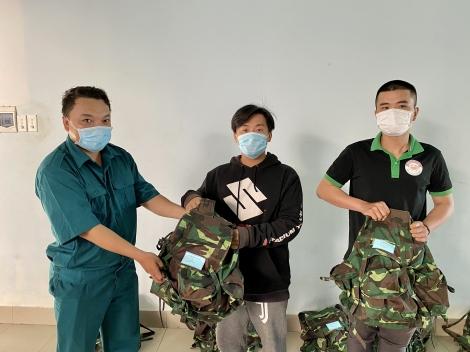 Châu Thành: 15 xã, thị trấn đồng loạt tổ chức lễ giao nhận quân
