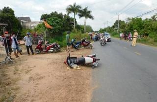 Tháng 2, toàn tỉnh xảy ra 7 vụ tai nạn giao thông
