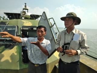 Phó Chủ tịch UBND tỉnh Trần Văn Chiến: Kiểm tra công tác trồng rừng tại huyện Tân Châu