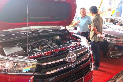 Giá ô tô tại Việt Nam sẽ ngày càng rẻ hơn?