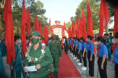Ngày hội tòng quân trên đất Tây Ninh