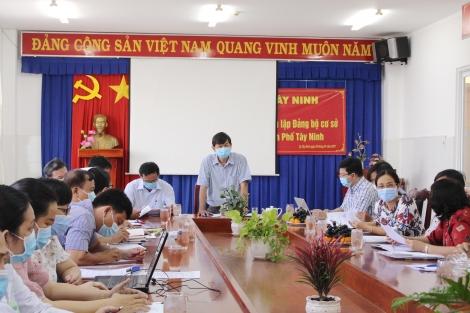 Kiểm tra đánh giá chất lượng tại Trung tâm Y tế thành phố Tây Ninh