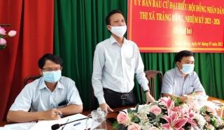 Thị xã Trảng Bàng có 11 đơn vị bầu cử