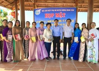 Huyện Dương Minh Châu: Tổ chức họp mặt kỷ niệm 111 năm ngày Quốc tế Phụ nữ và phát động phong trào Tết trồng cây