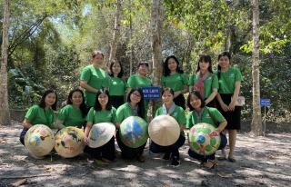 Hội LHPN Tây Ninh: Về nguồn, viếng Bia tưởng niệm Hội Liên hiệp Phụ nữ Giải phóng miền Nam Việt Nam