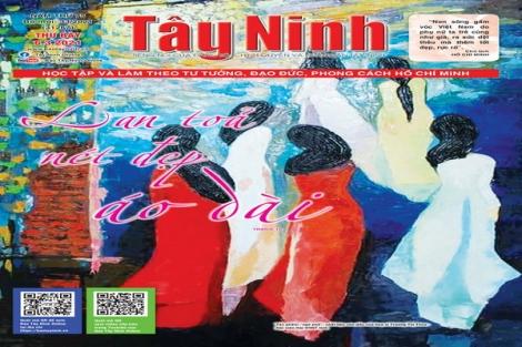 Điểm báo in Tây Ninh ngày 06.03.2021