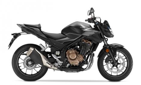 Honda CBR650R bản nâng cấp giá 254 triệu đồng