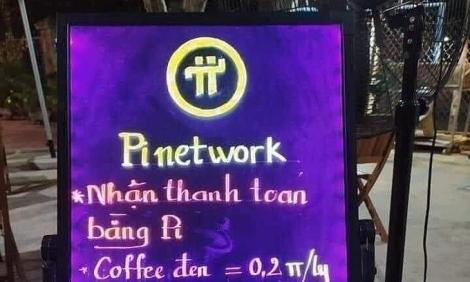 Chiêu lừa 'thanh toán bằng Pi'
