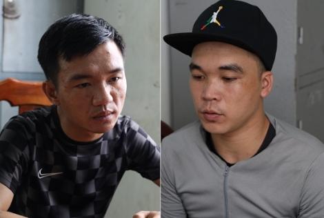 Công an xã Thái Bình bắt quả tang hai đối tượng cho vay lãi nặng